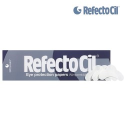 RefectoCil Eye Protection Papers plakstiņu aizsardzība 96gab.