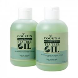 Courtin Attīrošs sejas mazgāšanas gēls, 250 ml