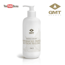 GMT Nature Concept Face Advanced Triple Action Peeling 500ml