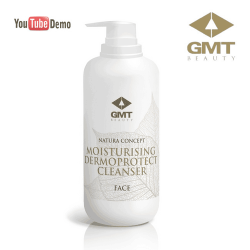 GMT Nature Concept Face Moisturising Dermoprotect Cleanser 500ml