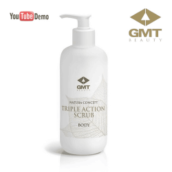 GMT Nature Concept Body Triple Action Scrub 500ml