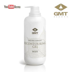 GMT Nature Concept Body Recontouring Gel 500ml