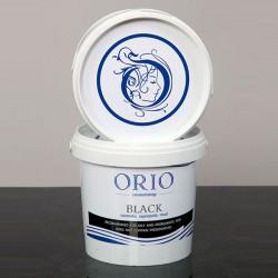 Melnās ārstnieciskās sapropeļa dūņas Orio 1kg