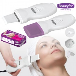 Portatīvs ultrskaņas ādas skrubis Beautyfor