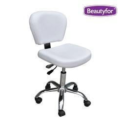 Meistara krēsls balts CH-855
