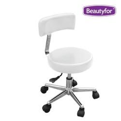 Meistara krēsls balts SPA-109