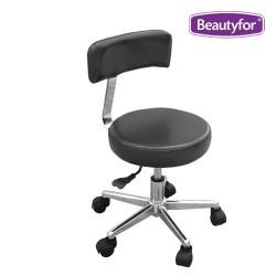 Meistara krēsls melns SPA-109