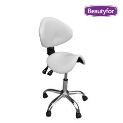 Meistara krēsls balts CH-854