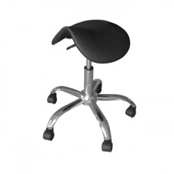 Meistara krēsls CH-854S melns