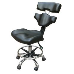 Meistara krēsls CH-888 balts 3 funkcijas