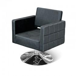 """Hidraulisks klienta krēsls frizētavai """"Y192"""" melns"""