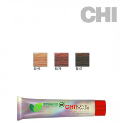 CHI Ionic Hair Color 50-5R - MEDIUM NATURAL RED BROWN 90g
