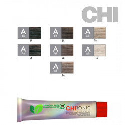 CHI Ionic Hair Color 5A - MEDIUM ASH BROWN 90g