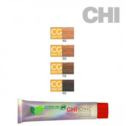 CHI Ionic Hair Color 9CG - LIGHT COPPER GOLDEN BLONDE 90g