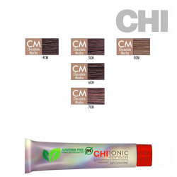 CHI Ionic Hair Color 8CM - MEDIUM CHOCOLATE MOCHA BLONDE 90g