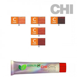 CHI Ionic Hair Color 6C - LIGHT COPPER BROWN 90g