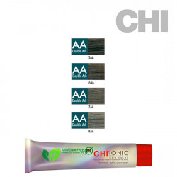 CHI Ionic Hair Color 8AA - MEDIUM ASH ASH BLONDE 90g