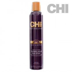 CHI Deep Brilliance Finish Flexible Hold Spray matu laka 284g