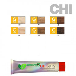 CHI Ionic Hair Color 7G - DARK GOLD BLONDE 90g