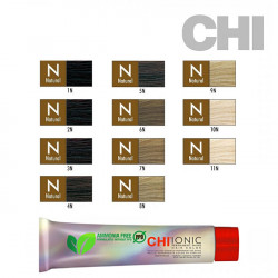 CHI Ionic Hair Color 1N - BLACK 90g