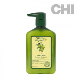 CHI Olive Organics Hair and Body šampūns 340ml