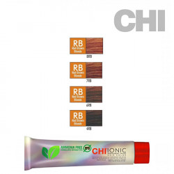 CHI Ionic Hair Color 4RB - DARK RED BROWN 90g