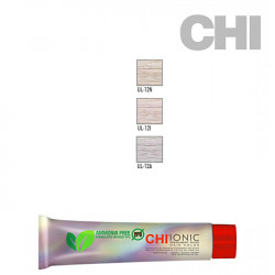 CHI Ionic Hair Color UL-12I - ULTRA LIGHT IRIDESCENT BLONDE 90g