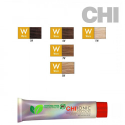 CHI Ionic Hair Color 6W - LIGHT WARM BROWN 90g