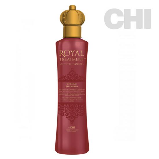 CHI Royal Treatment Volume Shampoo apjomu palielinošs šampūns 355ml