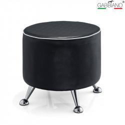 Uzgaidāmais krēsls Gabbiano Dark
