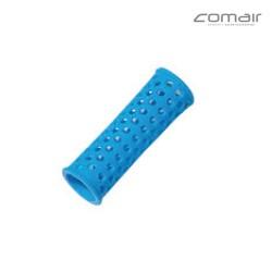 Comair plastmasas ruļļi zila krāsa 65mm x 20mm 6gab.