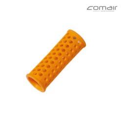 Comair plastmasas ruļļi oranža krāsa 65mm x 22mm 6gab.