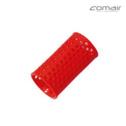 Comair plastmasas ruļļi sarkanā krāsa 65mm x 35mm 6gab.