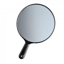 Meistara spogulis ar rokturi, melns