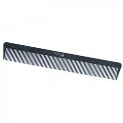 Karbona matu ķemme melnā krāsa