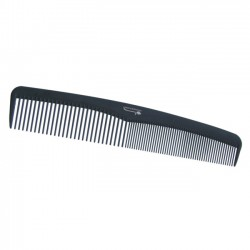 Ķemme matu griešanai melnā krāsa