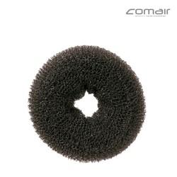Comair apaļa pamatne frizūru veidošanai melnā krāsa 9cm