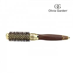 Olivia Garden NanoThermic Ceramic Ion matu ķemme 24mm