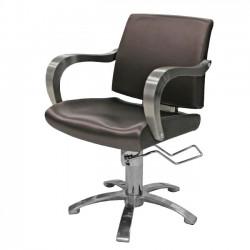 Hidraulisks klienta krēsls 335 brūns