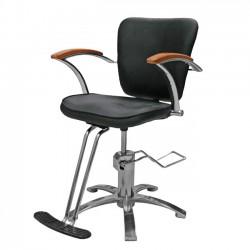 Hidraulisks klienta krēsls AB11 brūns