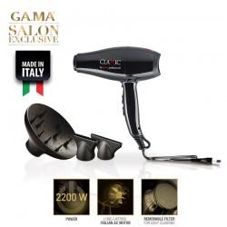 Gama Classic matu fēns 2200W melns