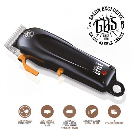 Gama Absolute Style profesionāla matu griežamā mašīnīte