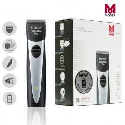 Moser ChroMini Pro profesionālā matu griešanas mašīnīte