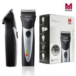 Moser ChromStyle Pro profesionālā matu griešanas mašīnīte