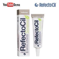 RefectoCil Sensitive Colour Gel Light Brown 15ml