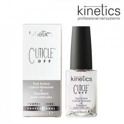 Kinetics Cuticle Off kutikulas mīkstinātājs 15ml
