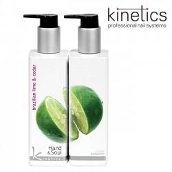 Kinetics Hand&Soul losjons Brazīlijas laims un Ciedrs 250 ml
