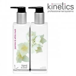 Kinetics Hand&Soul losjons Jasmīns un Baltais Muskuss 250 ml