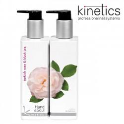 Kinetics Hand&Soul losjons Тurku roze un Melnā tēja 250 ml