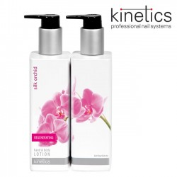 Kinetics Hand&Soul losjons Zīds un Orhideja 250 ml
